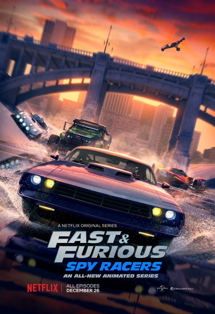 First look images and voice cast for Fast amp Furious Spy