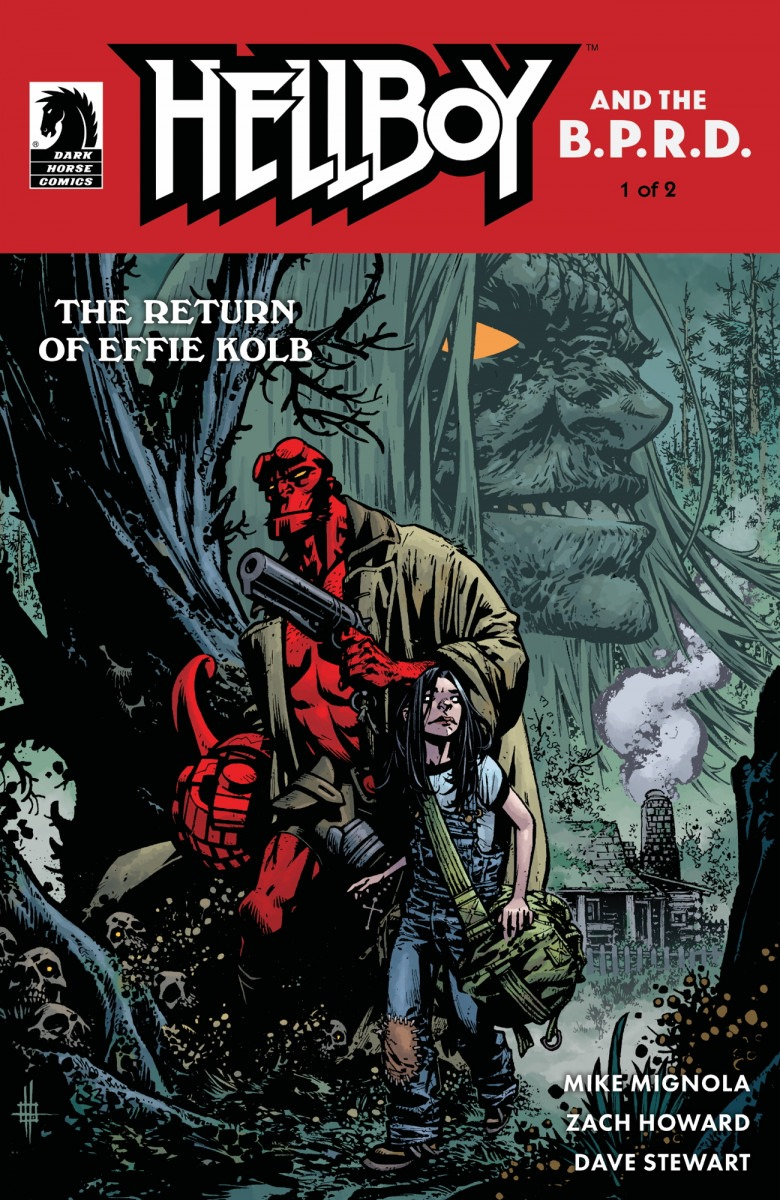 Dark Horse announces The Crooked Man sequel Hellboy and the B.P.R.D.: The Return of Effie Kolb
