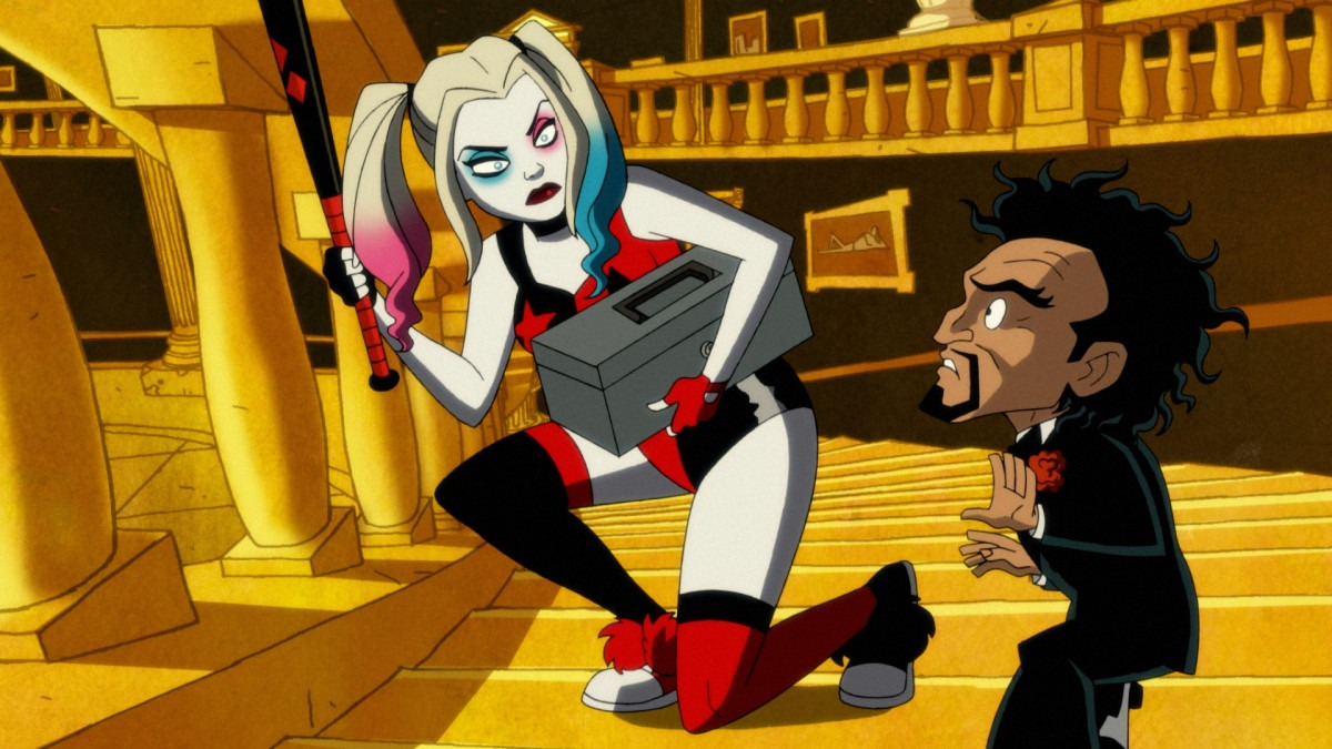 Promo images for Harley Quinn Season 1 Episode 3 - 'So You Need a Crew'