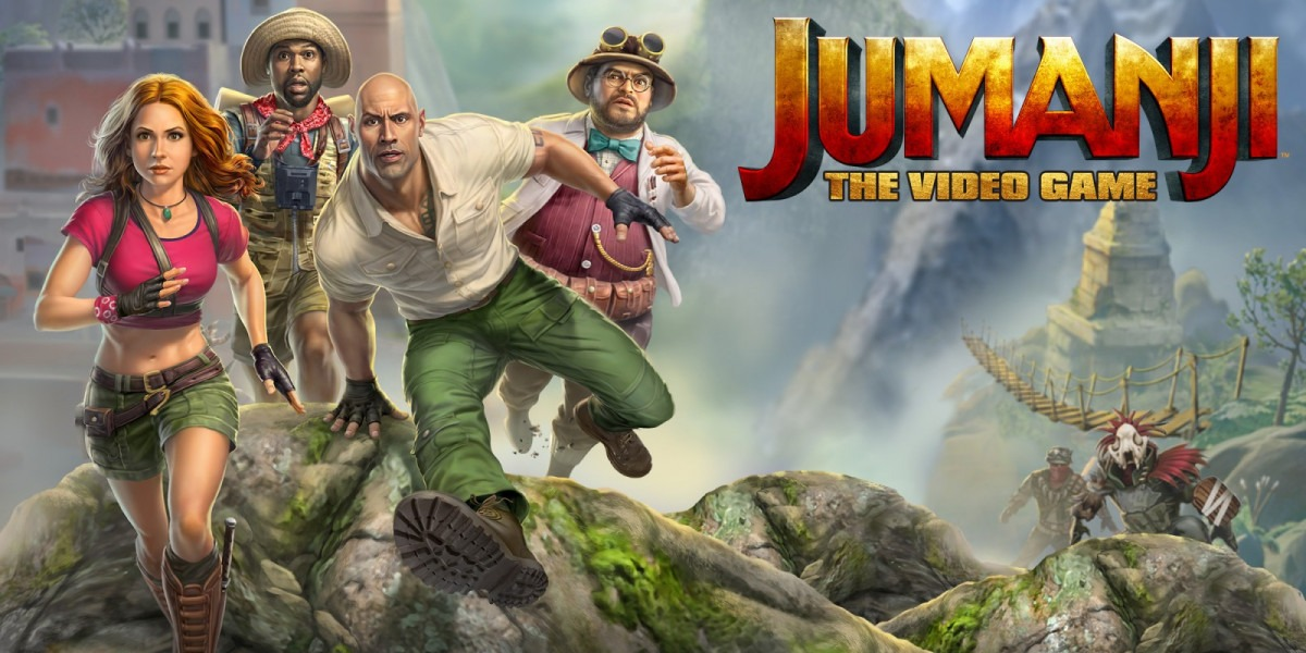 Jumanji: The Video Game out now on PC and consoles