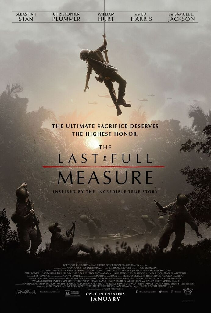Movie Review - The Last Full Measure (2020)
