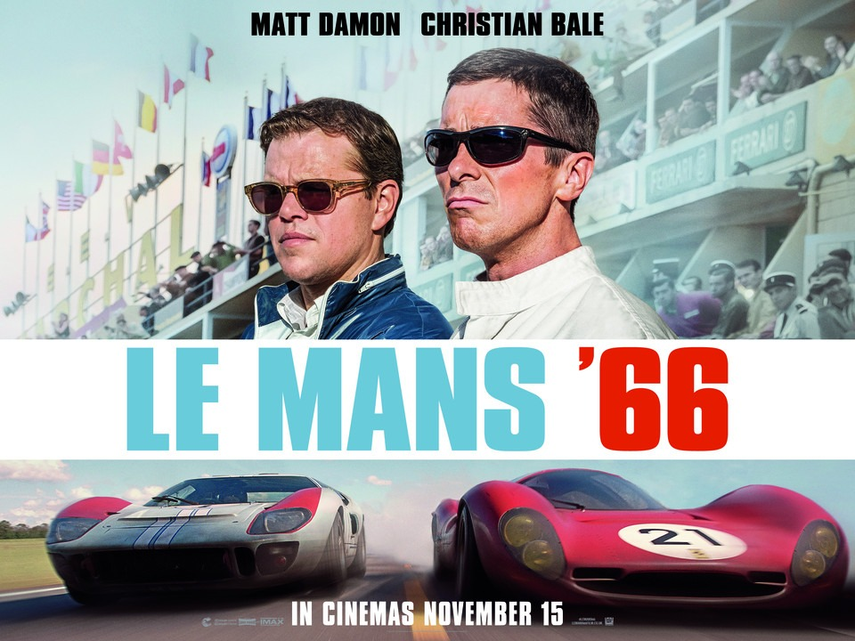 Le Mans '66 In ScreenX