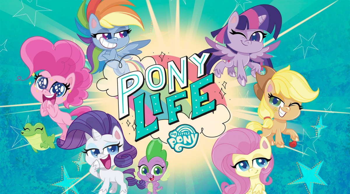 Hasbro announces My Little Pony: Pony Life animated series and toys