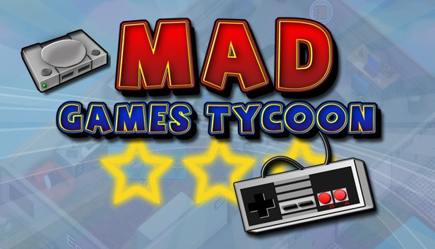Make a mint in the games industry with Mad Games Tycoon