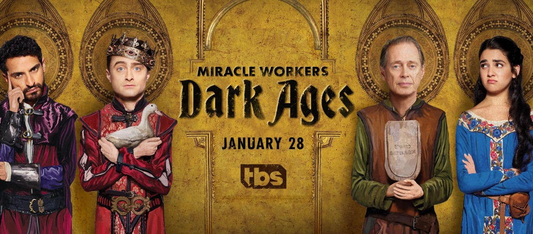 Miracle Workers season 2 heads to the Dark Ages in teaser trailer