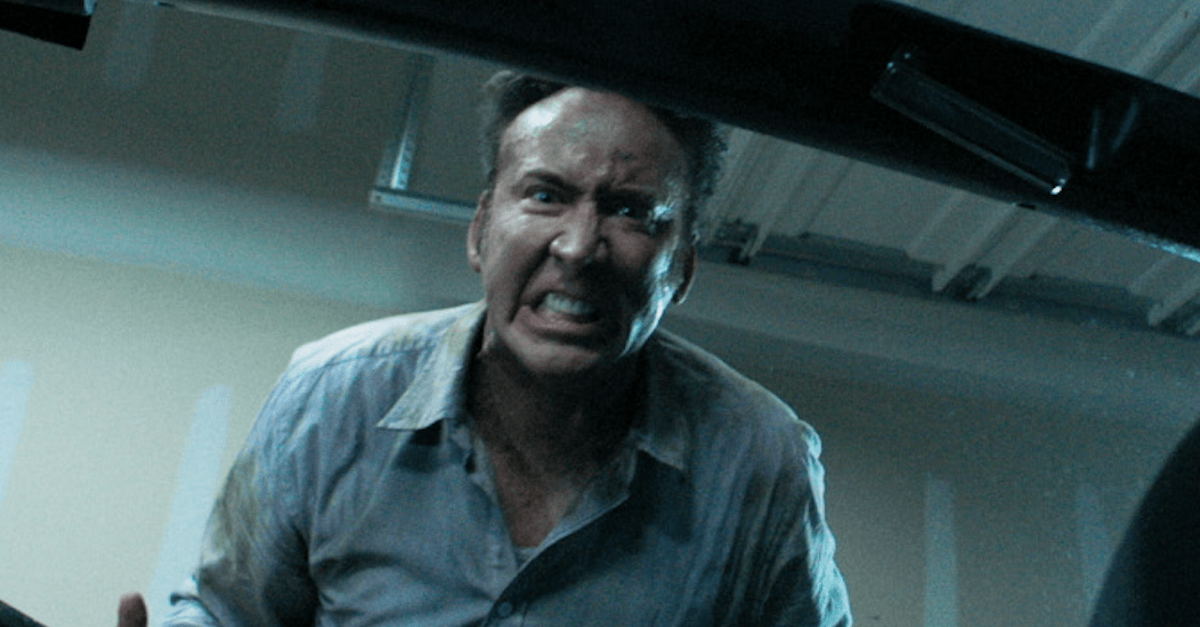 Nicolas Cage to play Nicolas Cage in The Unbearable Weight of Massive Talent