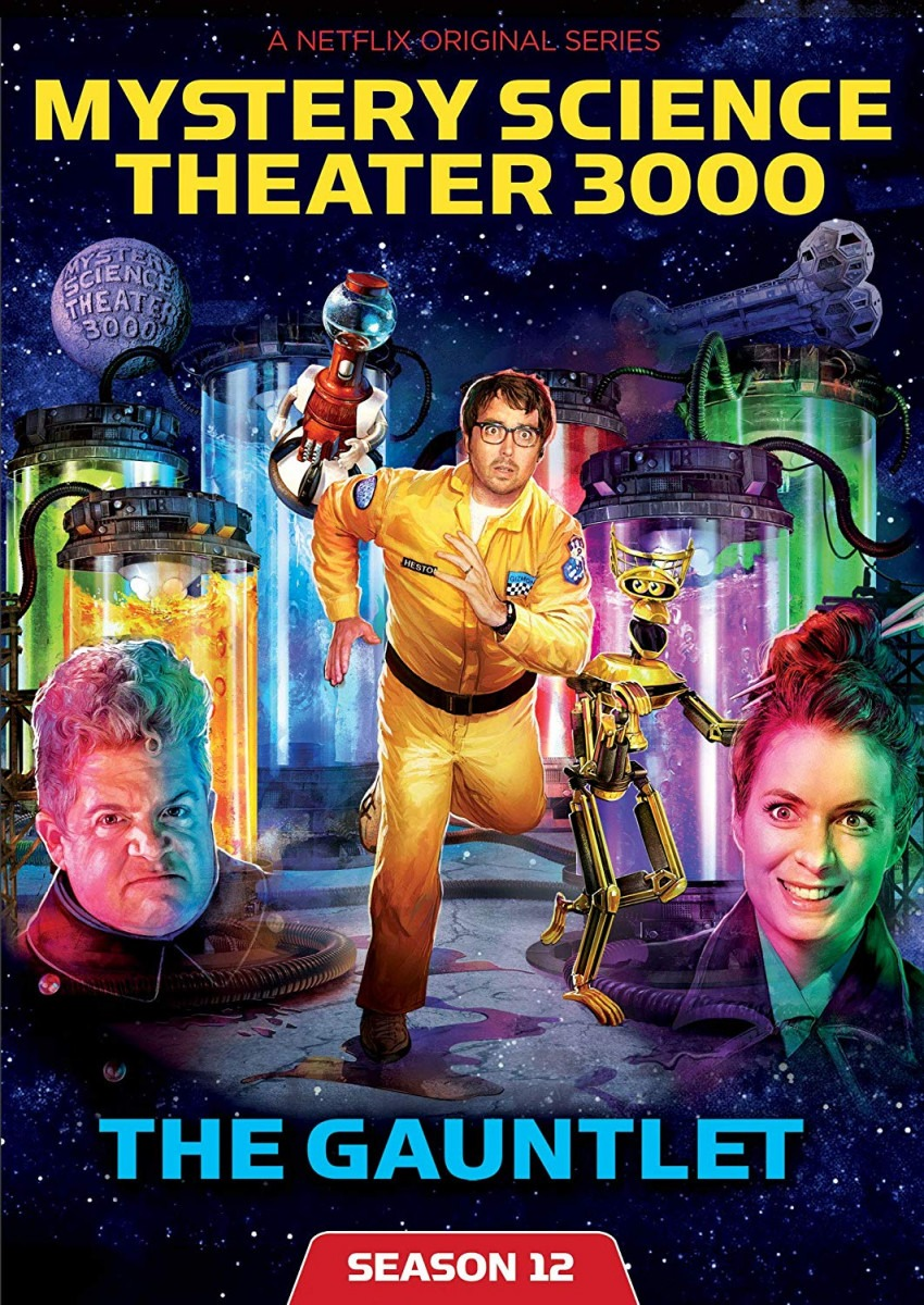 Blu-ray Review – Mystery Science Theater 3000: Season 12: The Gauntlet (2019)