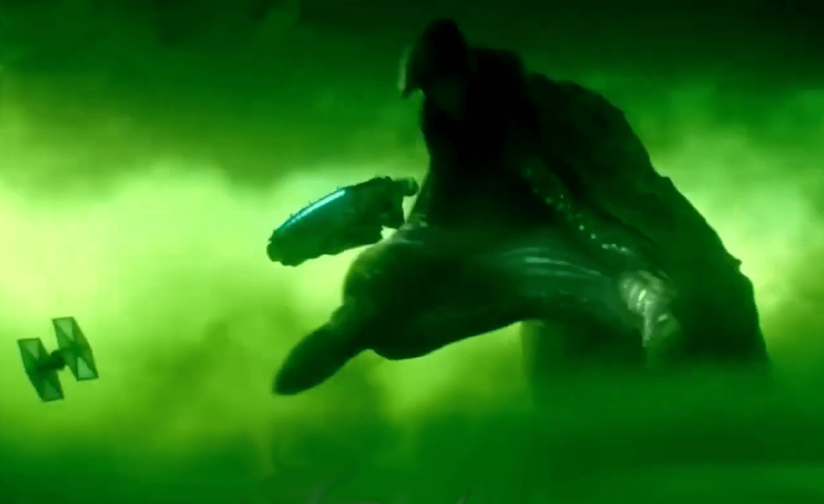 Star Wars: The Rise of Skywalker international trailer features a giant space creature