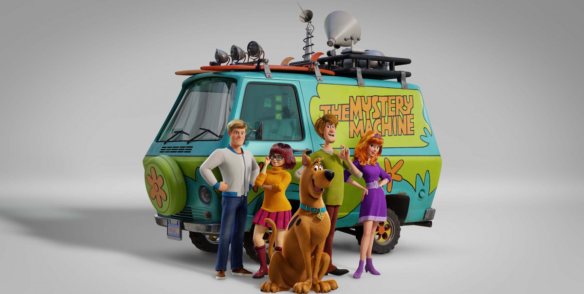 First images from CG-animated Scooby-Doo movie Scoob!