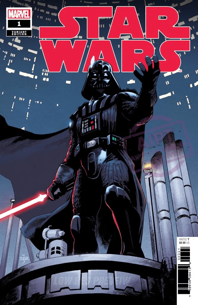 Marvel Star Wars
