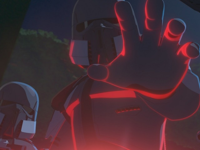 Sneak peek clip and images from Star Wars Resistance Season 2 Episode 7 - 'The Relic Raiders'