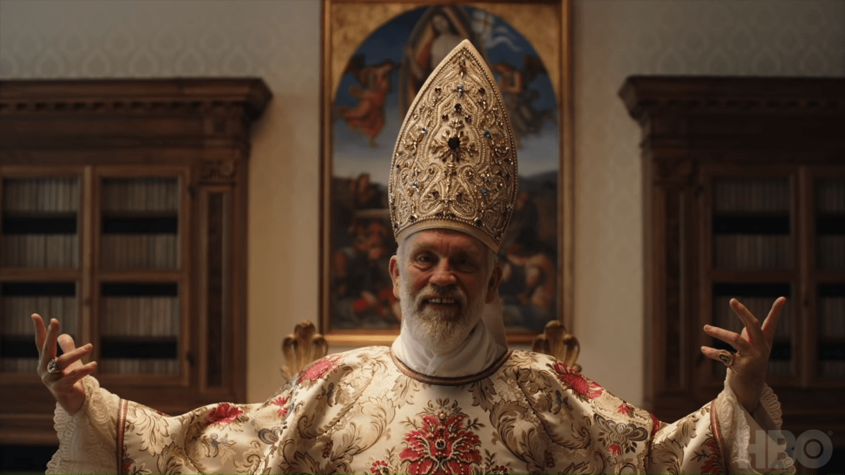 John Malkovich is The New Pope in new teaser trailer for The Young Pope follow-up