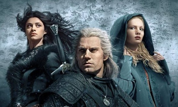 New poster for The Witcher showcases Geralt of Rivia, Yennefer and Ciri