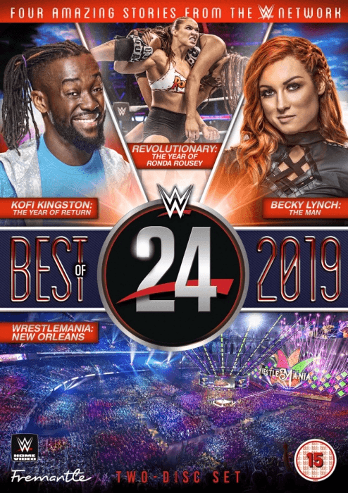 WWE_24_THE_BEST_OF_2019_DVD_2D