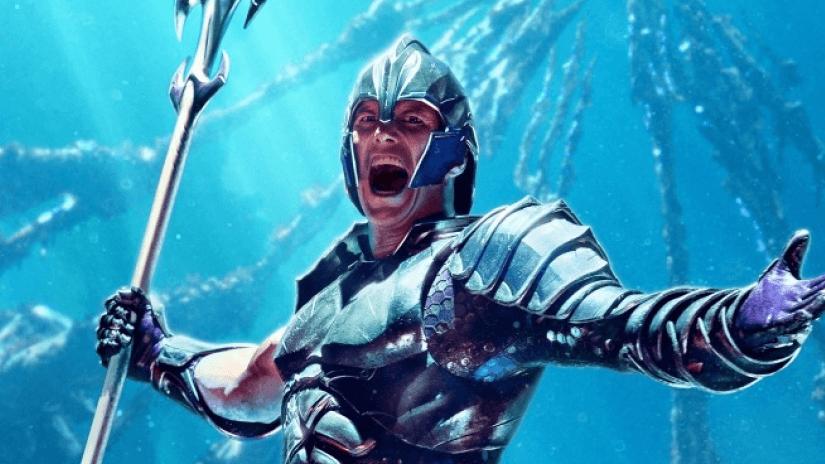 Patrick Wilson will return as Ocean Master in Aquaman 2