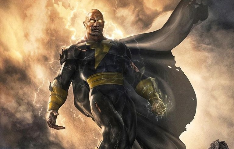 Joker cinematographer Lawrence Sher to shoot Dwayne Johnson's Black Adam movie - Flickering Myth