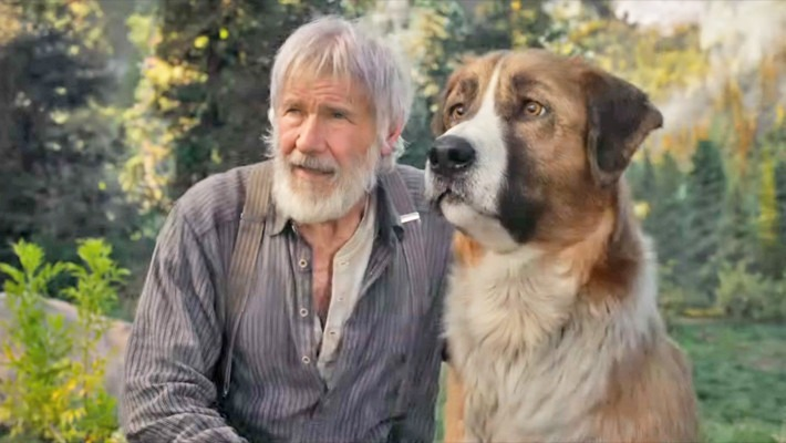First trailer for Jack London adaptation The Call of the Wild starring Harrison Ford