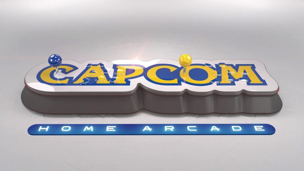 Relive the arcade experience with the Capcom Home Arcade