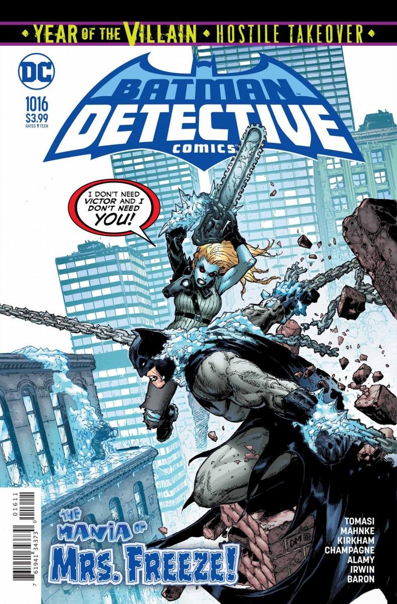 Comic Book Preview - Detective Comics #1016
