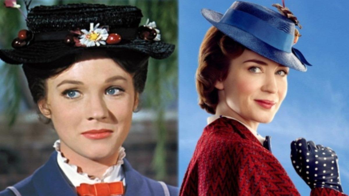 "Julie Andrews ""loved"" Mary Poppins Returns"