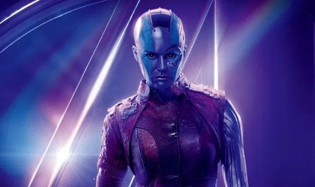 Nebula was originally going to use the Gauntlet in Avengers: Endgame