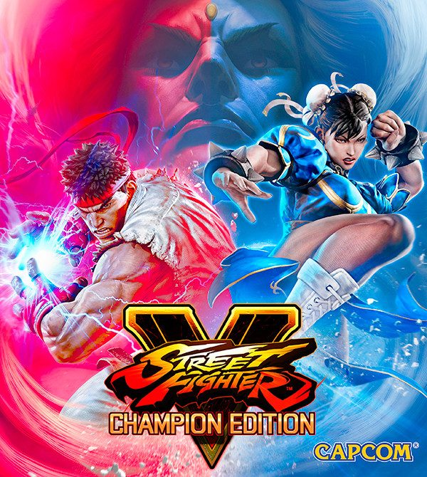 Capcom Announces Street Fighter V Champion Edition Gill To Join
