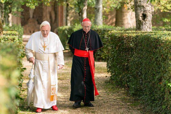 the-two-popes-anthony-hopkins-jonathan-pryce-benedict-francis-netflix-600x401
