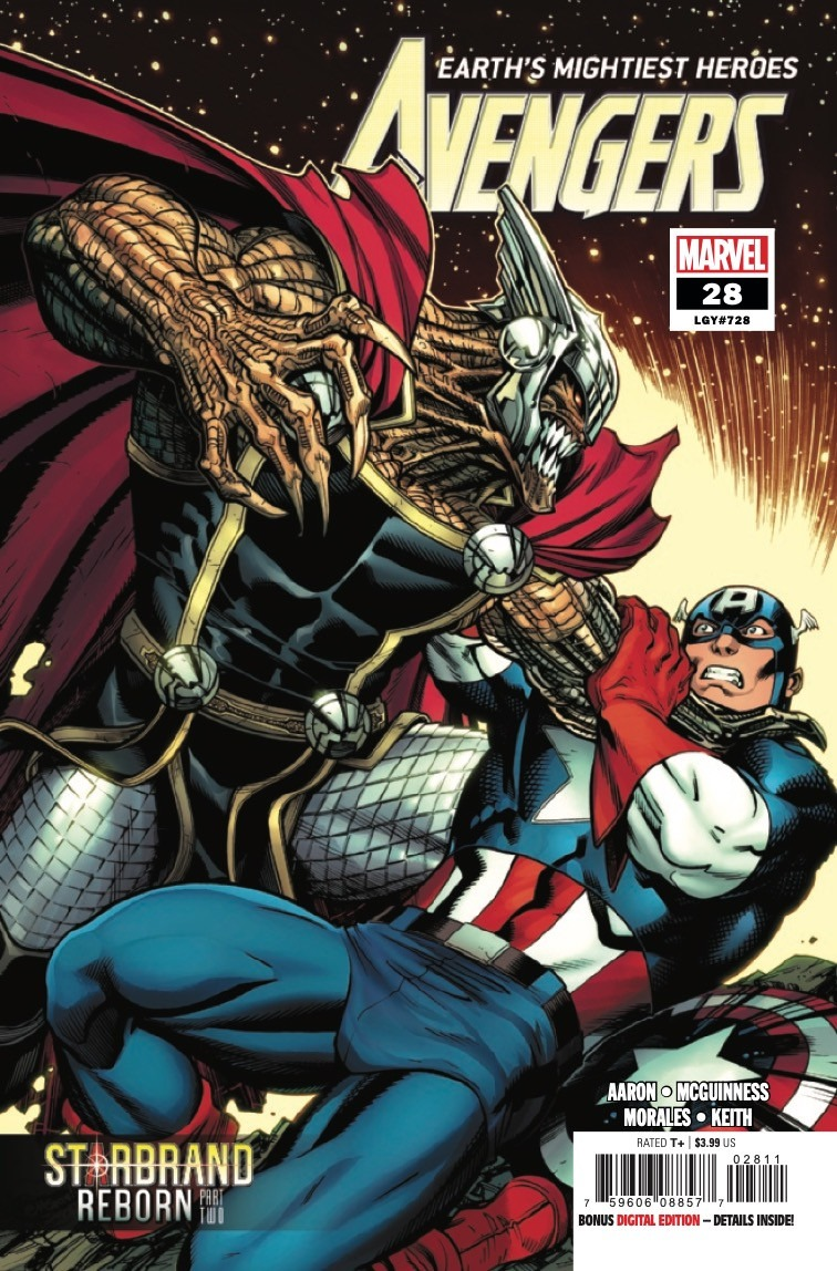 Comic Book Preview - Avengers #28