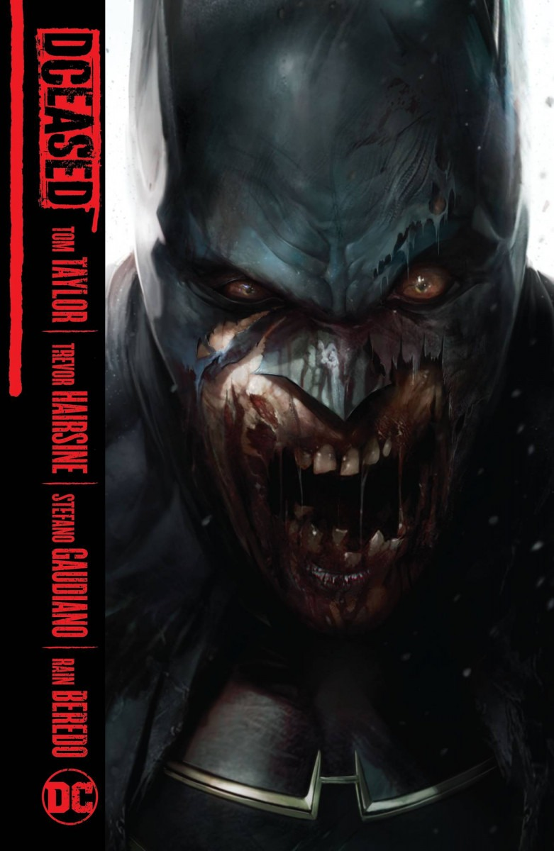 New Mutants and DCeased lead bestselling comic books and graphic novels of November 2019