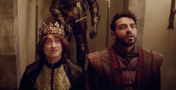 Daniel-Radcliffe-Steve-Buscemi-Are-In-The-Dark-Ages-_-Official-Trailer-_-TBS-1-10-screenshot-600x308