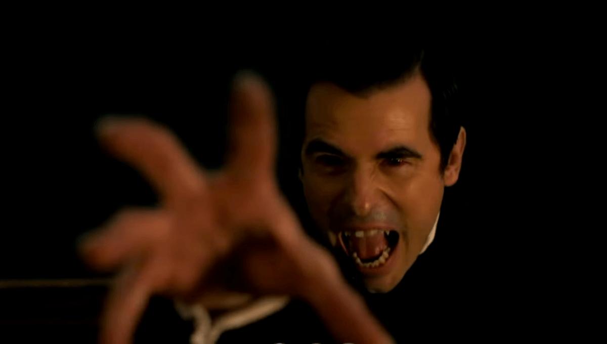 Steven Moffat and Mark Gatiss' Dracula gets a new trailer