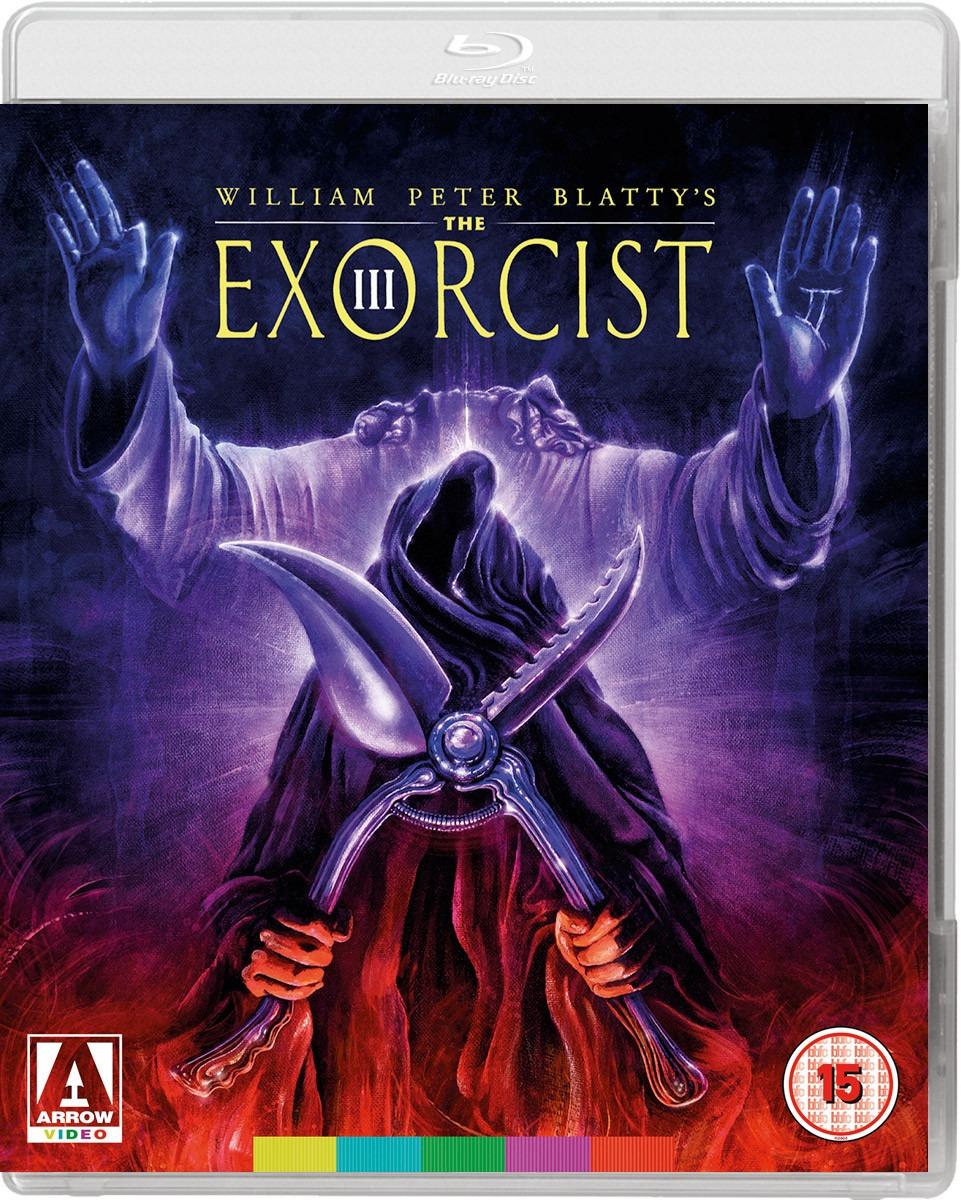 Giveaway - The Exorcist III on Blu-ray