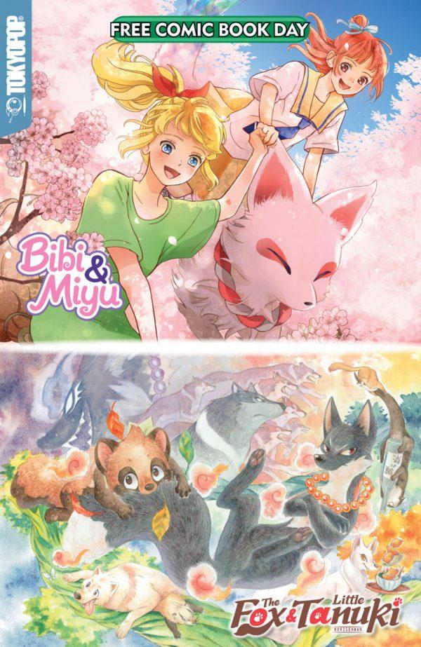 FCBD20_SILVER_TOKYOPOP_Fox-n-Little-Tanuki-Bibi-Miyu-600x923