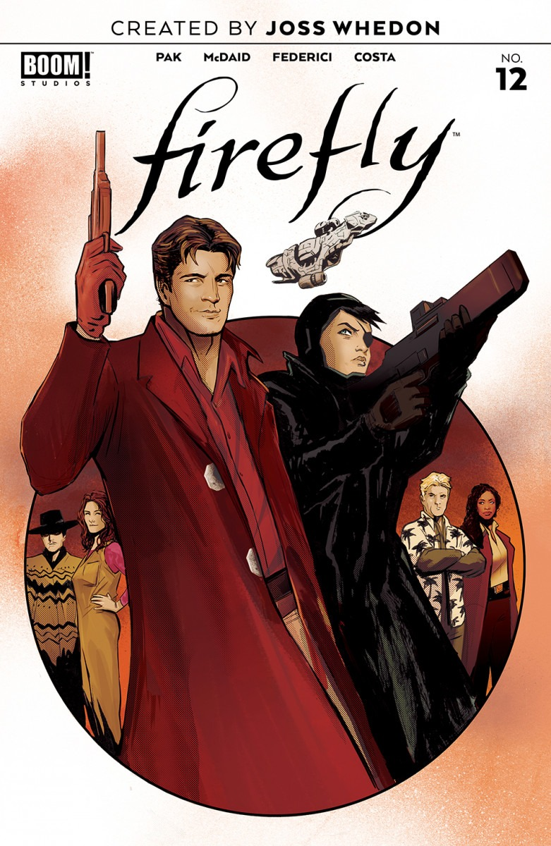 Comic Book Preview - Firefly #12