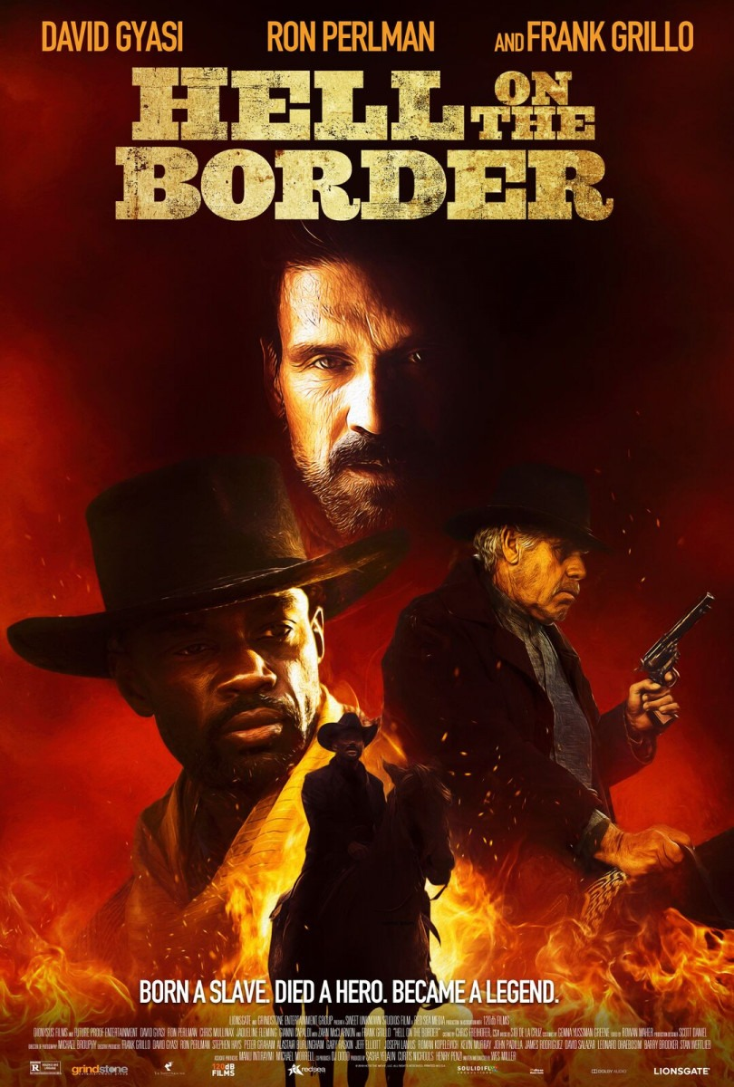 Movie Review - Hell On The Border (2019)