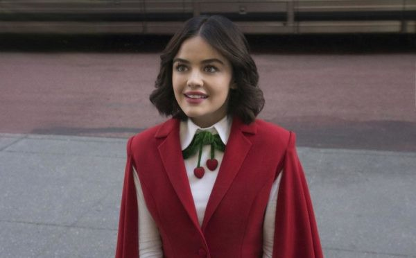 Lucy Hale's Katy Keene to guest star in Riverdale crossover episode