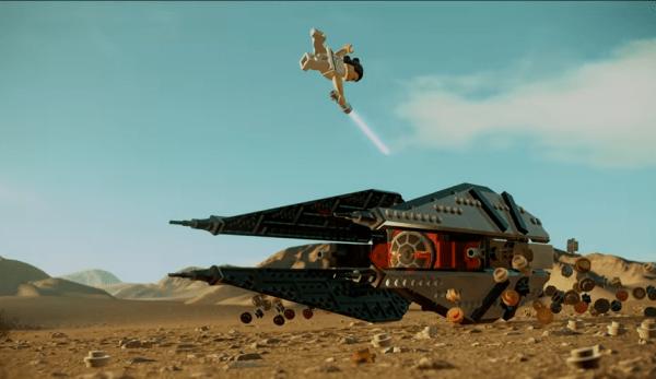 Lego Star Wars The Skywalker Saga Gets A New Trailer
