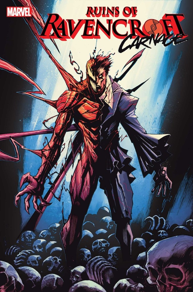 First-look preview of Marvel's Ruins of Ravencroft: Carnage #1