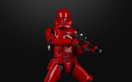 New Star Wars: The Black Series and Galaxy of Adventures action figures revealed by Hasbro