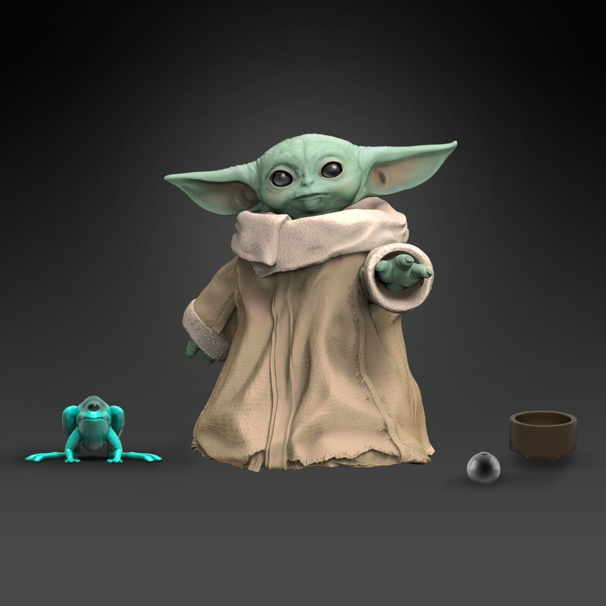 Baby Yoda Star Wars action figures unveiled by Hasbro