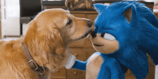 Sonic The Hedgehog Movie Tracking 20 30 Million Domestic Opening Weekend