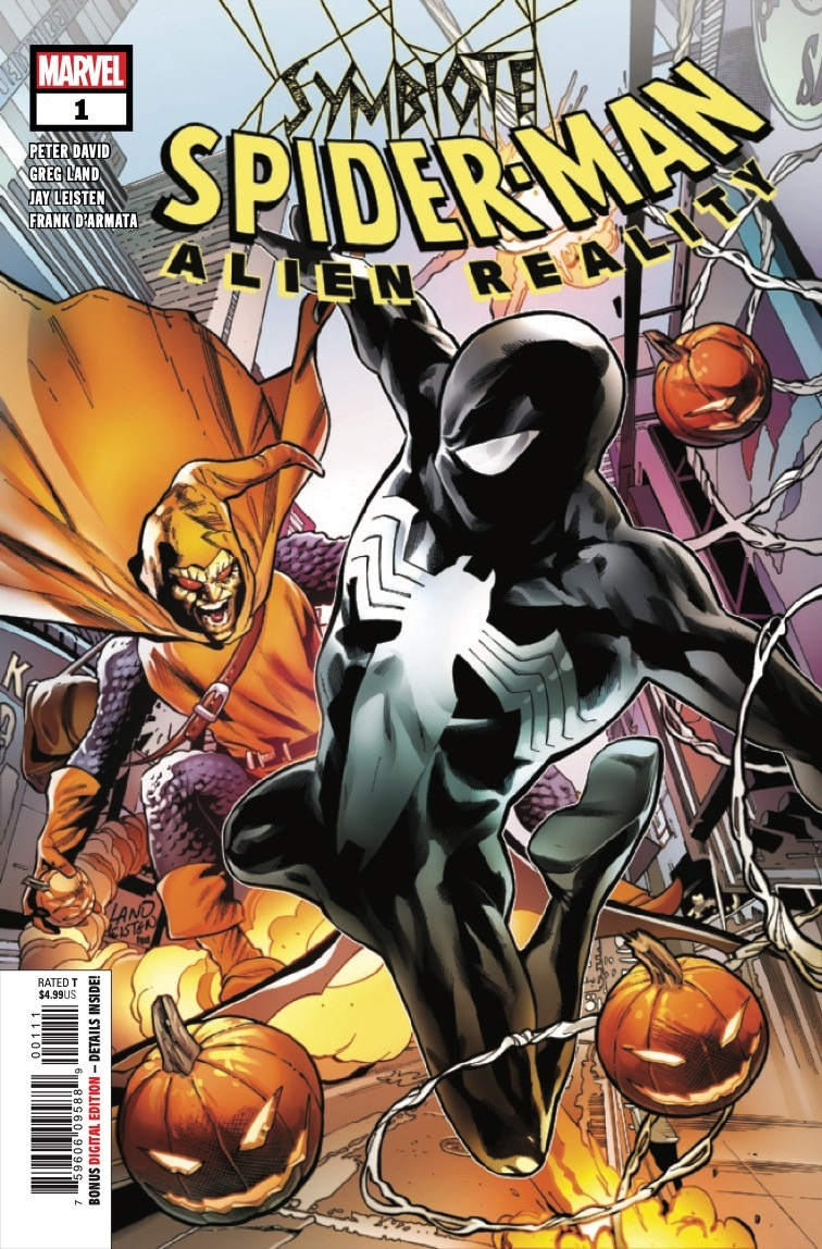 Comic Book Preview - Symbiote Spider-Man: Alien Reality #1
