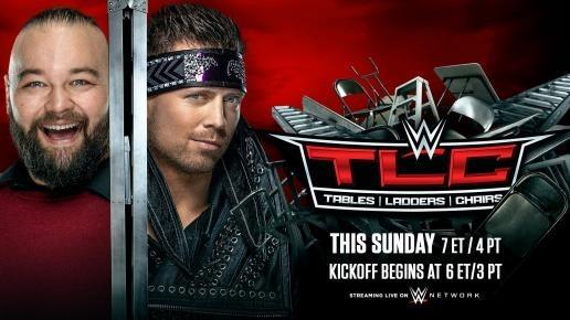 WWE TLC 2019 Predictions