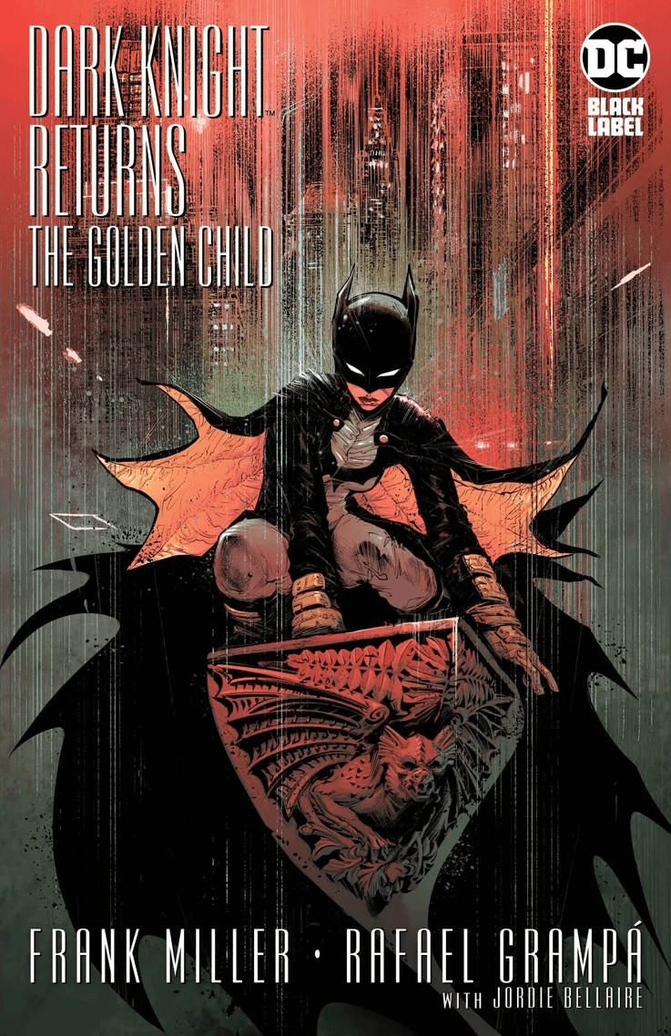 Comic Book Preview - The Dark Knight Returns: The Golden Child