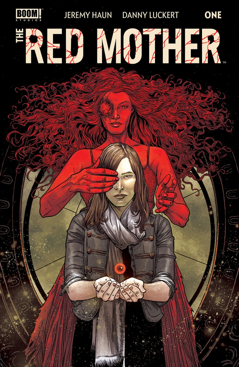 Comic Book Preview - The Red Mother #1