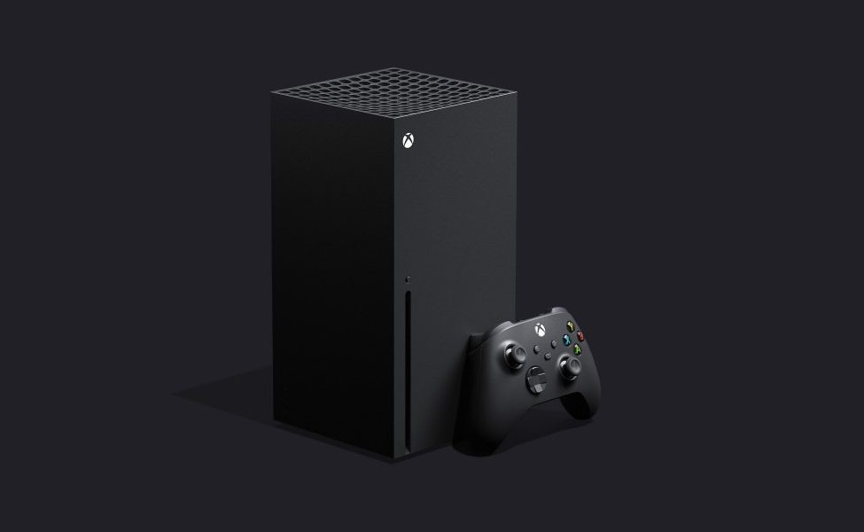 Microsoft reveals the new Xbox Series X