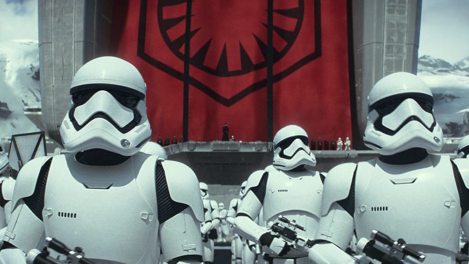 Star Wars: The Rise of Skywalker will answer questions about the First Order