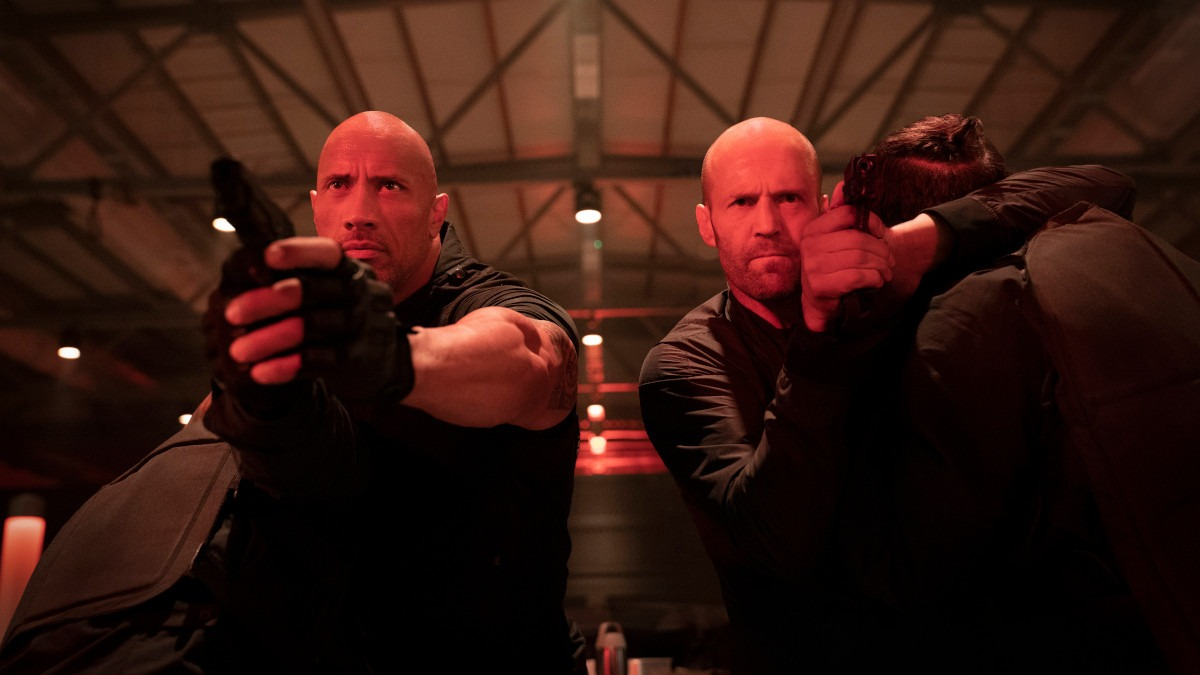 Exclusive Interview - Hobbs & Shaw director David Leitch on action scenes, Deadpool's future and Martin Scorsese