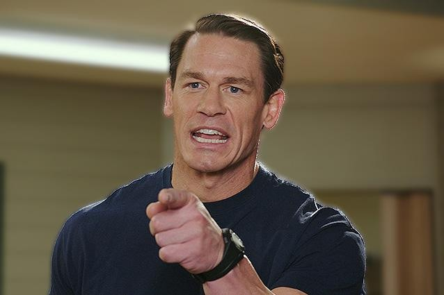 John Cena, Meredith Hagner and Lil Rel Howery are Vacation Friends