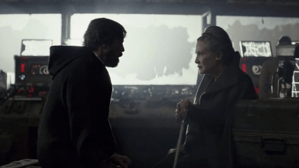 Star Wars The Rise Of Skywalker Writer Hints That Leia And Force Ghost Luke Discussed Rey S Ancestry After The Last Jedi